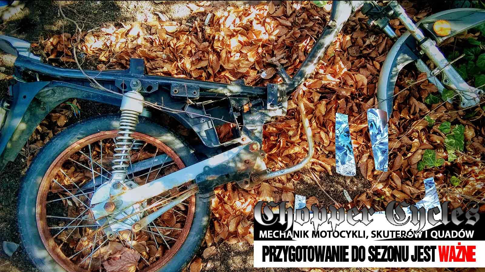 serwis naprawy skuterów radomsko przygotowanie do sezonu
